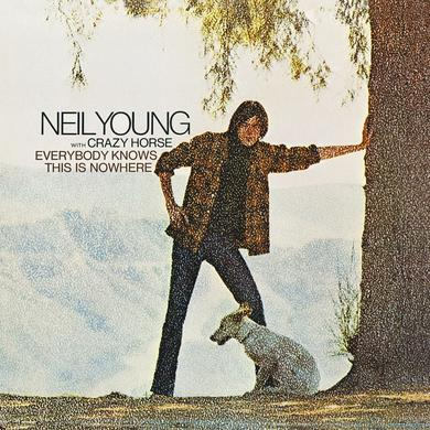 Neil Young Everybody Knows This Is Nowhere Vinyl