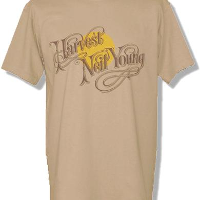 Neil Young Harvest ORGANIC Unisex T-Shirt