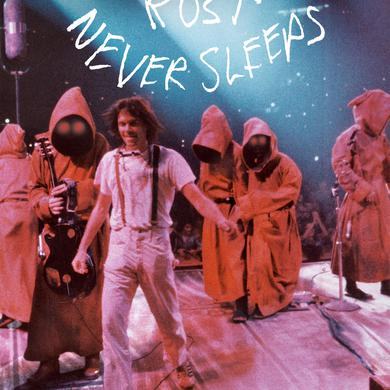 Neil Young Rust Never Sleeps Blu-Ray