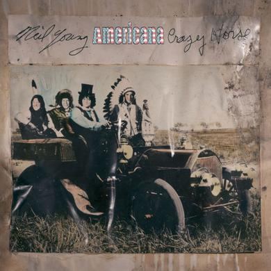 Neil Young Americana 180 Gram 2LP Vinyl