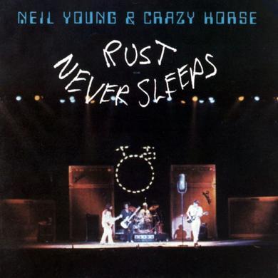 Neil Young Rust Never Sleeps CD
