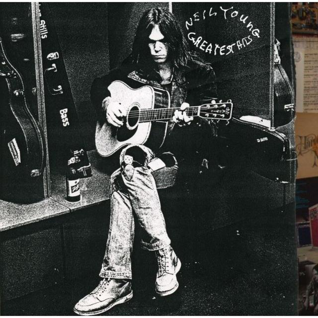 Neil Young Greatest Hits CD