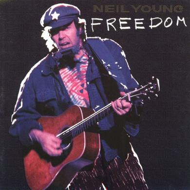 Neil Young Freedom CD