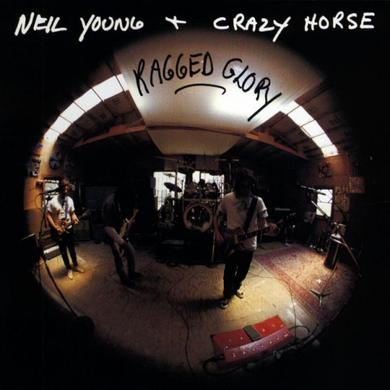 Neil Young Ragged Glory CD