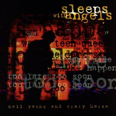 Neil Young Sleeps With Angels CD