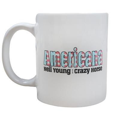 Neil Young Americana Mug