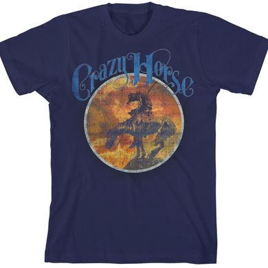Neil Young 100% Organic Cotton Crazy Horse End of Trail T-Shirt