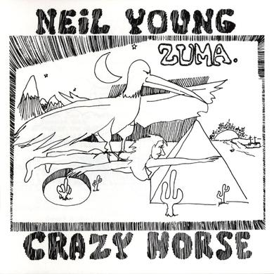 Neil Young Zuma Vinyl