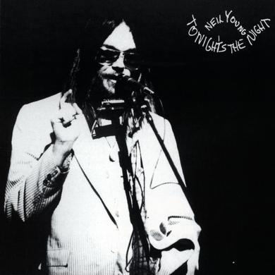 Neil Young Tonight's The Night Vinyl