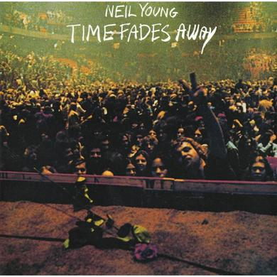 Neil Young Time Fades Away Vinyl