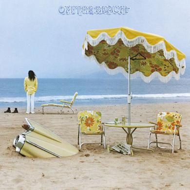 Neil Young On The Beach Vinyl