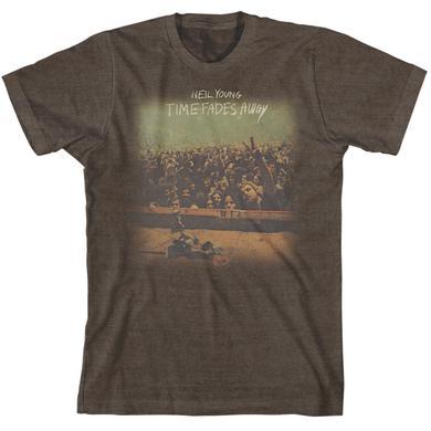 Neil Young Time Fades Away 100% Organic Cotton T-Shirt