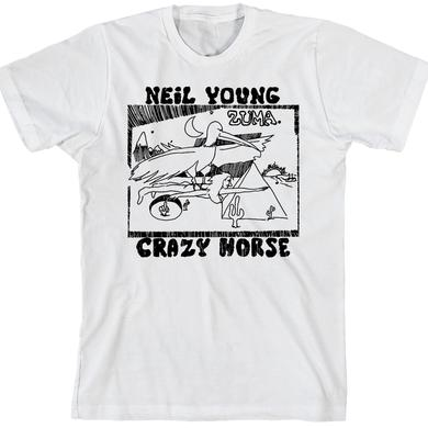 Neil Young Zuma 100% Organic Cotton T-Shirt