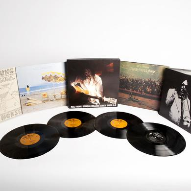 Neil Young Official Release Series Vinyl Box Vol. 2 (Numbered Edition)