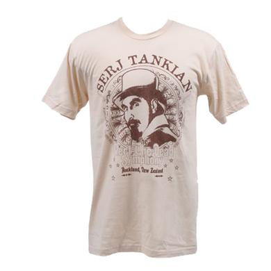 Serj Tankian Eyes of Rauckland T-Shirt