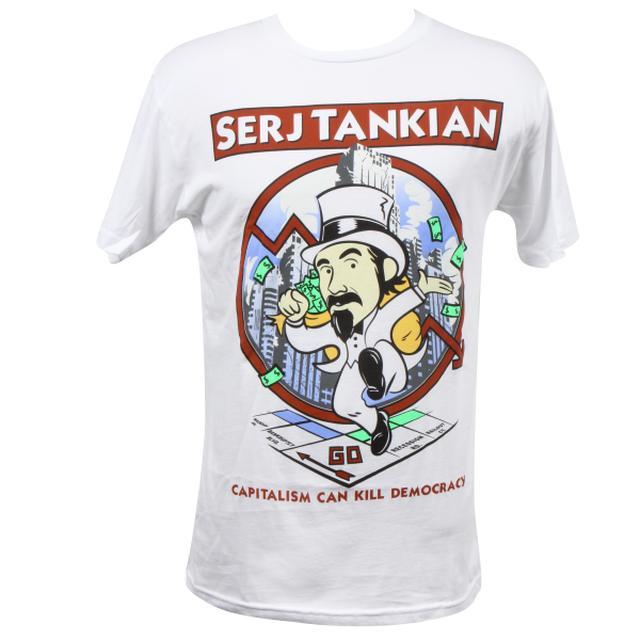 Serj Tankian Serjopoly T-Shirt