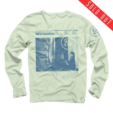 Shawn Mendes Limited Illuminate Green Longsleeve