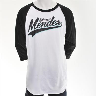 Shawn Mendes Shirt | Baseball Raglan