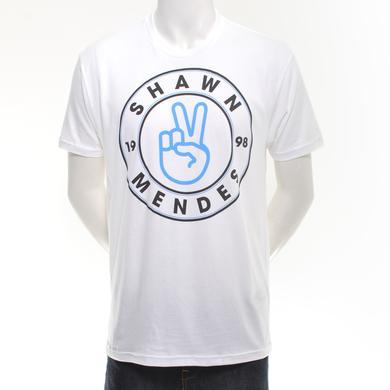 Shawn Mendes T-Shirt | Peace Sign University