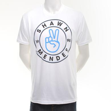 Shawn Mendes T-Shirt | Peace Sign University