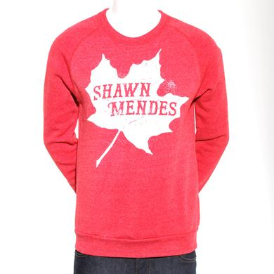 Shawn Mendes Sweater | Maple Leaf Toronto