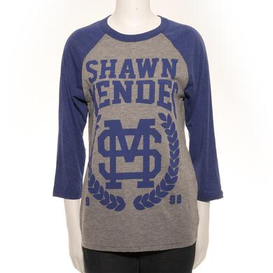 Shawn Mendes Wreath Jersey Raglan