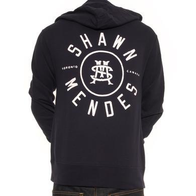Shawn Mendes Hoodie | Initial Seal Zip