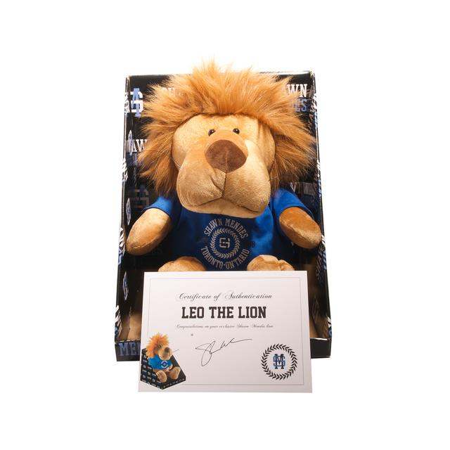 Shawn Mendes Plush Animal | Leo the Lion