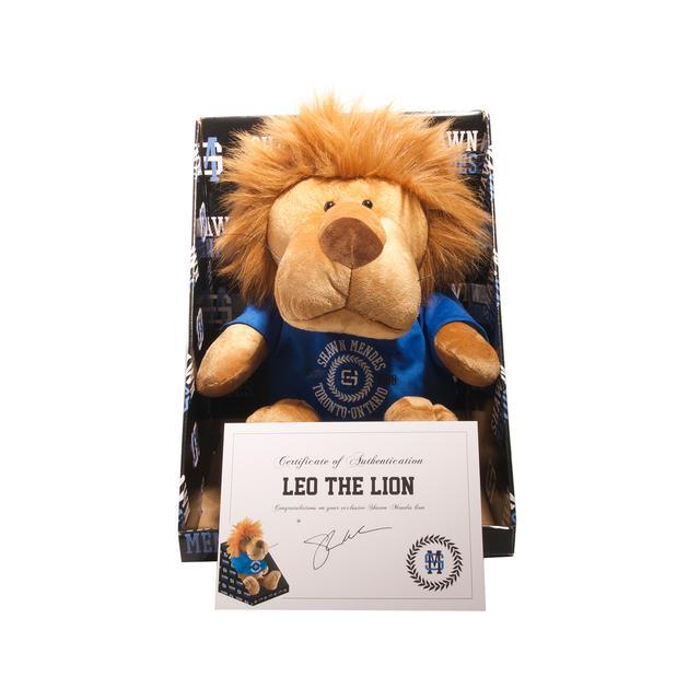Shawn Mendes Plush Animal | Leo the Lion