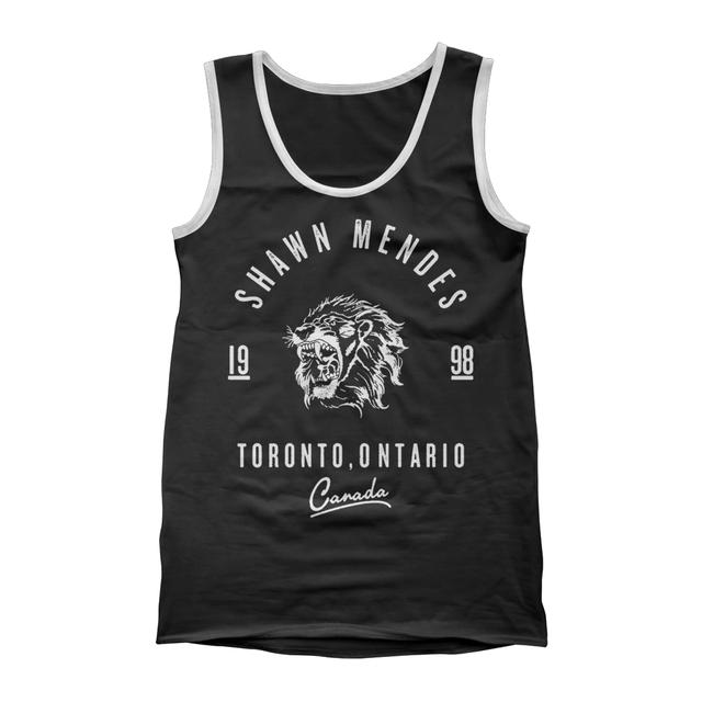 Shawn Mendes Tank | Leo the Lion