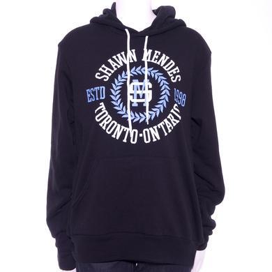 Shawn Mendes Hoodie | University Logo Black