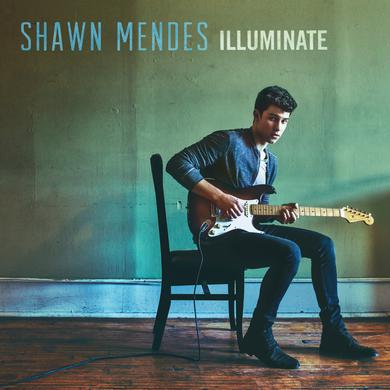 Shawn Mendes Illuminate Green Vinyl LP (Exclusive Color)