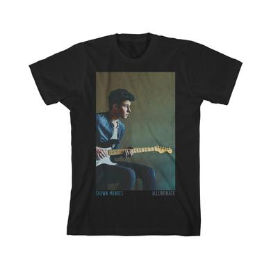 Shawn Mendes Illuminate Solo Chair T-Shirt