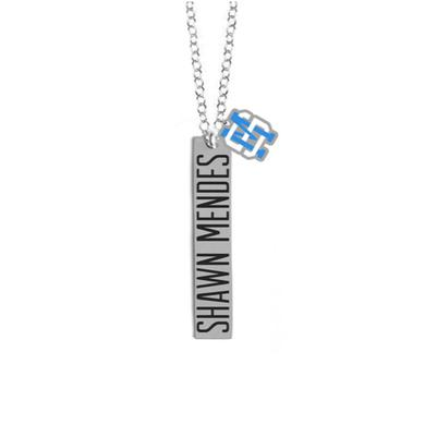 Shawn Mendes Emblem Necklace