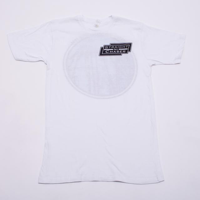 STRAIGHT NO CHASER White Mic Night T-Shirt