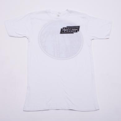 STRAIGHT NO CHASER White Mic Night T-Shirt