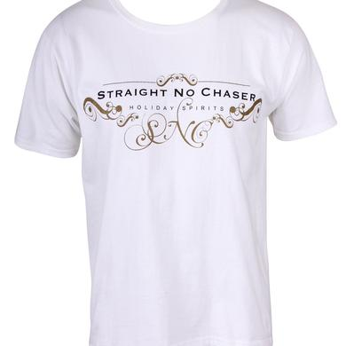 STRAIGHT NO CHASER Holiday Spirits T-Shirt