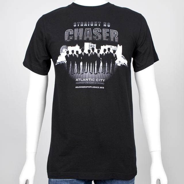 STRAIGHT NO CHASER Harrah's Atlantic City Tour T-Shirt