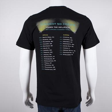 STRAIGHT NO CHASER 2014 Spring & Summer Tour T-Shirt
