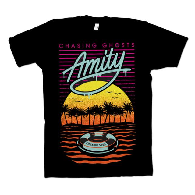 The Amity Affliction Amity Vice T-Shirt: Small Only