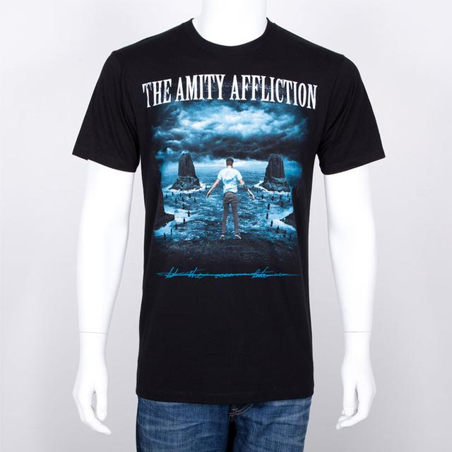 The Amity Affliction Ocean Take Me T-Shirt