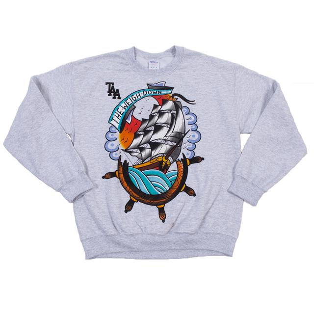 The Amity Affliction Weigh Down Tattoo Sweatshirt
