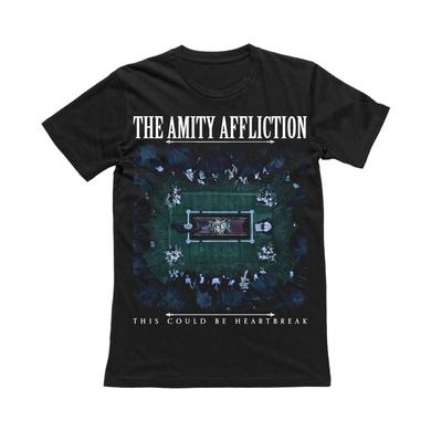 The Amity Affliction This Could Be Heartbreak Album T-Shirt