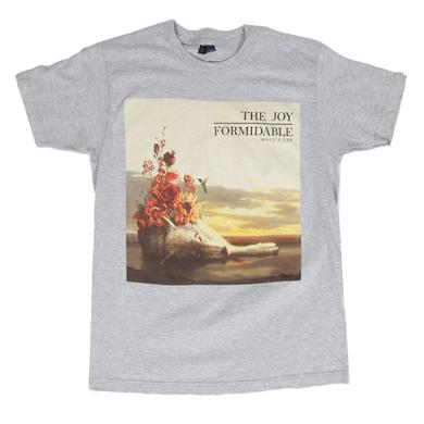 The Joy Formidable Floral Law T-Shirt