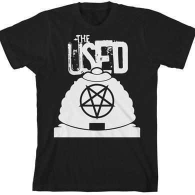 The Used Pentagram Beehive T-Shirt