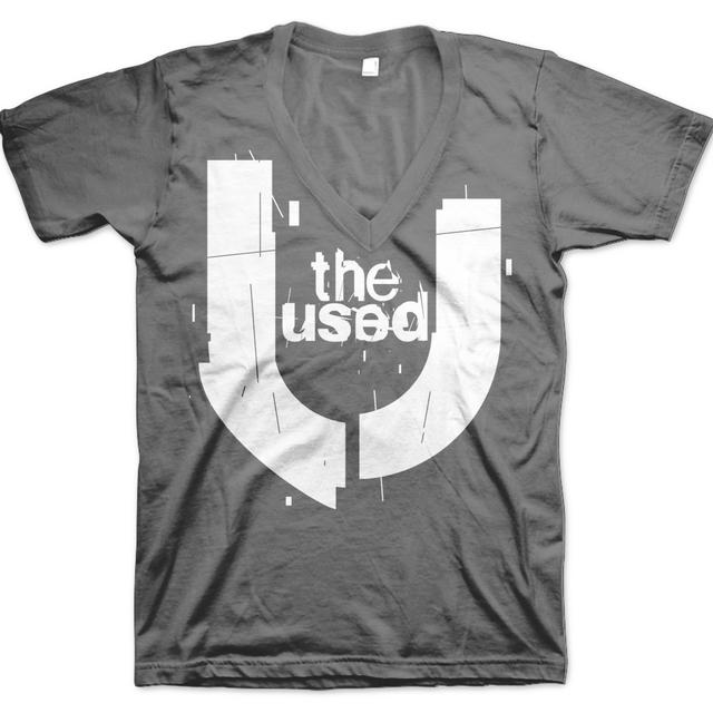 The Used The U V-neck T-shirt