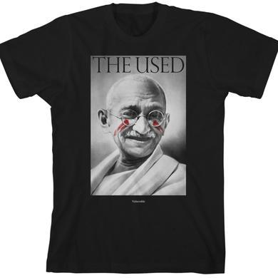 The Used Ghandi T-shirt