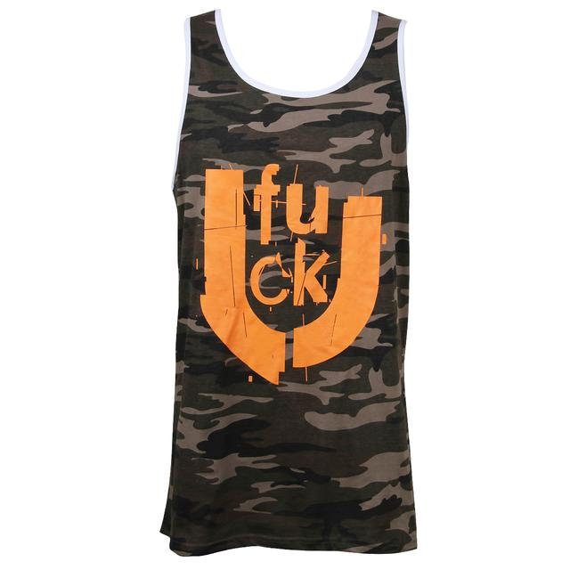 The Used Fuck U Tank Top