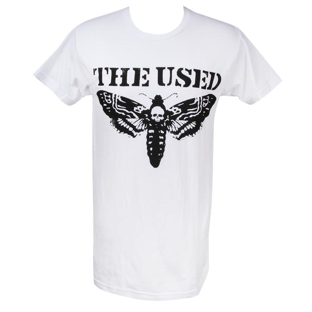 The Used Punk Moth T-Shirt