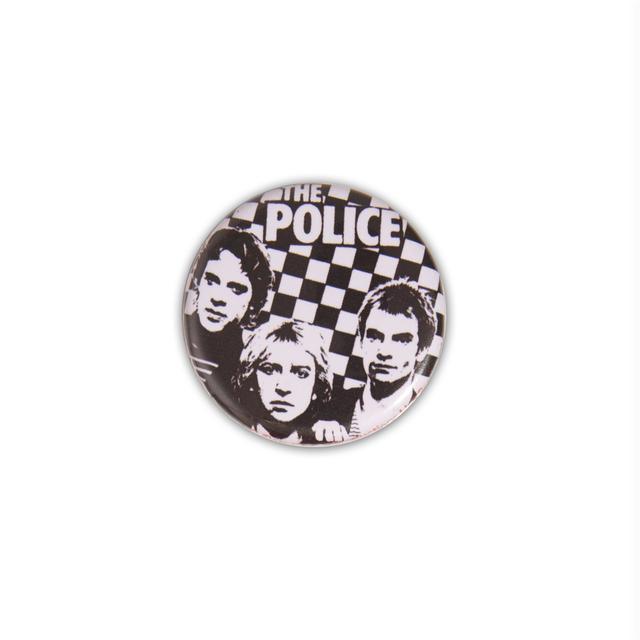 The Police Checker Button